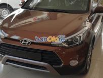 Bán xe Hyundai i20 Active 2015, màu nâu, nhập khẩu, 600 triệu