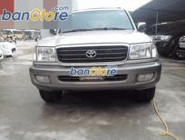 Cần bán lại xe Toyota Land Cruiser sản xuất 2003, chính chủ