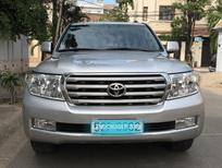Cần bán Toyota Land Cruiser đời 2008, màu bạc, xe nhập