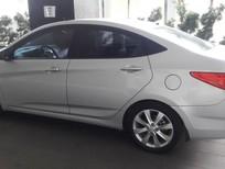 Xe Hyundai Accent đời 2013, màu bạc, nhập khẩu chính hãng, chính chủ