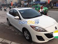 Cần bán gấp Mazda 3 đời 2010, màu trắng, nhập khẩu nguyên chiếc, 605tr