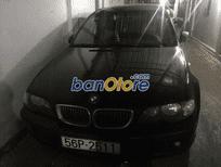 Xe BMW 318i đời 2002,màu đen,giá tốt