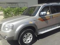 Bán Ford Everest Diesel 4x2 MT đời 2007, màu vàng giá tốt