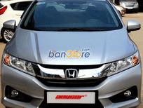 Cần bán xe Honda City 1.5MT đời 2015, màu bạc, số sàn, 562 triệu