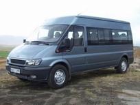 Cần bán xe Ford Transit năm 2012