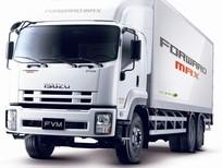 Xe tải Isuzu Fvm đời 2014,màu trắng,giá tốt