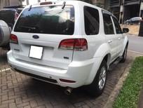 Bán xe Ford Escape sản xuất 2010, màu trắng, nhập khẩu chính hãng, giá chỉ 545 triệu