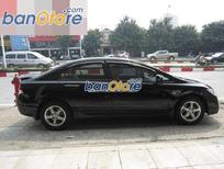 Bán xe Honda Civic sản xuất 2009, màu đen, còn mới giá cạnh tranh