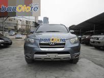 Cần bán Hyundai Santa Fe đời 2008, nhập khẩu Hàn Quốc, số tự động, giá 615tr