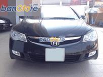 Cần bán xe Honda Civic 2.0 đời 2008, màu đen, còn mới
