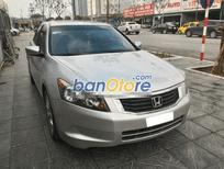 Cần bán lại xe Honda Accord 2.4AT năm 2009, màu bạc, nhập khẩu Nhật Bản, số tự động