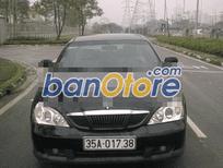 Xe Daewoo Magnus 2.0 đời 2004, màu đen, xe nhập, như mới