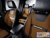 Cần bán xe Ford Ranger đời 2016, màu vàng