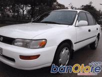 Xe Toyota Corolla 2.0 GLi đời 1995, màu trắng, số tự động, giá chỉ 185 triệu