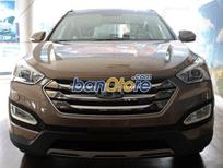 Cần bán xe Hyundai Santa Fe 2016, màu nâu, nhập khẩu