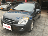 Cần bán Kia Carens đời 2008, màu đen, nhập khẩu chính hãng, số tự động, 455tr