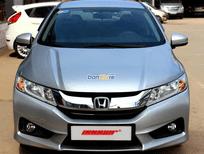 Bán xe Honda City 1-5-MT đời 2015, màu bạc, số sàn, giá 562tr