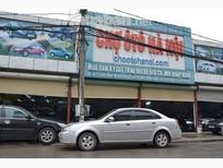 Chợ ô tô Hà Nội đang bán xe Daewoo Lacetti EX 1.6 MT 2005 màu ghi