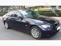 Bán xe BMW 1 sản xuất 2007, màu đen, nhập khẩu
