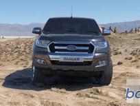 Cần bán xe Ford Ranger đời 2016, màu xám