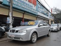 Xe Daewoo Lacetti EX 1.6MT đời 2005, màu bạc, chính chủ, giá 245tr