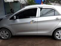 Cần bán xe Kia Morning đời 2013, màu bạc, số sàn, giá tốt
