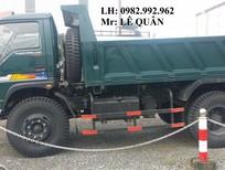 Bán Thaco FORLAND FLD 600C 2012, tải trọng 6 tấn.