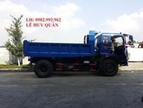 Bán xe Thaco Forland FLD 1000B 2012, màu xanh lam, xe nhập, giá chỉ 730 triệu. Tải trọng 7.5 tấn