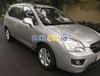 Xe Kia Carens đời 2008, màu bạc, nhập khẩu chính hãng, số sàn, giá tốt