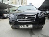 Cần bán Hyundai Santa Fe đời 2007, màu đen, nhập khẩu Hàn Quốc, số sàn
