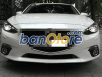 Bán Mazda 3 đời 2015, màu trắng, xe nhập, chính chủ