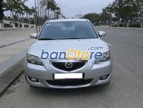 Cần bán xe Mazda 3 đời 2005, màu bạc, nhập khẩu, số tự động