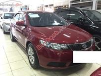 Cần bán xe Kia Cerato đời 2011, màu đỏ, nhập khẩu giá 450 triệu