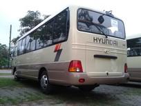 Hyundai County Đồng Vàng 29 chỗ. Xe lắp ráp CKD 2014 linh kiện Hyundai