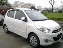 Bán Hyundai i10 đời 2013, màu trắng, nhập khẩu chính hãng, giá 315tr