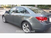 Cần bán Daewoo Lacetti CDX đời 2009, màu xám, xe nhập, 455tr