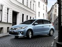 Toyota Hoàn Kiếm bán xe Yaris G Yaris E 2015, giá tốt nhất, giao xe ngay