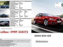 Bảng Giá Xe BMW 2016, BMW Sài Gòn Hồ Chí Minh, 320i 528i 750Li, X1 X3 X5 X6 GT