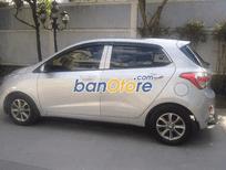 Xe Hyundai i10 sản xuất 2015, màu bạc, xe nhập, số sàn, 400tr
