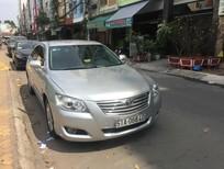 Xe Toyota Camry 2.4G AT đời 2007, màu bạc, nhập khẩu nguyên chiếc, số tự động, giá chỉ 698 triệu
