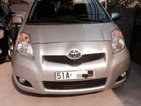 Cần bán Toyota Yaris đời 2010, màu bạc, nhập khẩu chính hãng, chính chủ