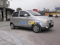 Cần bán lại xe Daewoo Matiz Joy đời 2011, màu bạc, nhập khẩu Hàn Quốc, số tự động, 250 triệu
