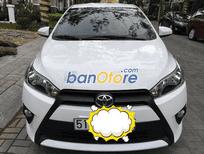 Bán xe Toyota Yaris 1.3E đời 2014, màu trắng, nhập khẩu, số tự động