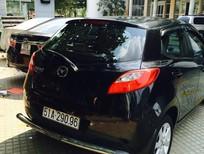 Cần bán gấp Mazda 2 đời 2011, màu đen, nhập khẩu, số tự động, giá tốt