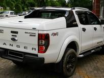 Cần bán xe Ford Ranger sản xuất 2016, màu trắng, nhập khẩu nguyên chiếc