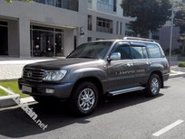 Cần bán xe Toyota Land Cruiser năm 2007, màu xám, nhập khẩu