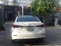 Bán xe Mazda 3 đời 2015, màu trắng, nhập khẩu chính hãng giá cạnh tranh