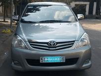 Bán Toyota Innova đời 2011, màu bạc, nhập khẩu nguyên chiếc