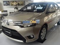 Cần bán xe Toyota Vios 1.5G đời 2016, màu vàng, 622tr