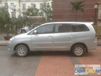 Cần bán xe Toyota Innova đời 2009, màu bạc, còn mới